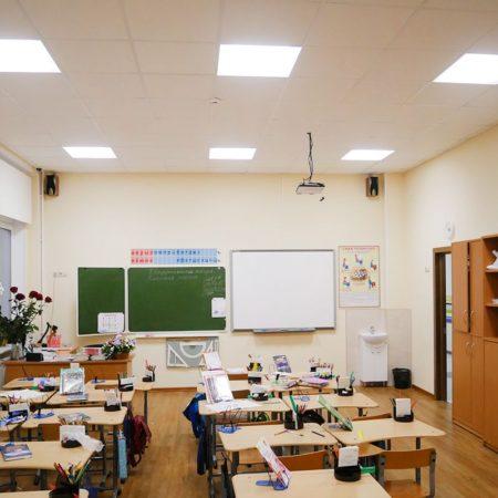 Школы и учебные заведения